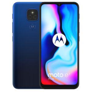 Motorola Moto E7 Plus Misty Blue