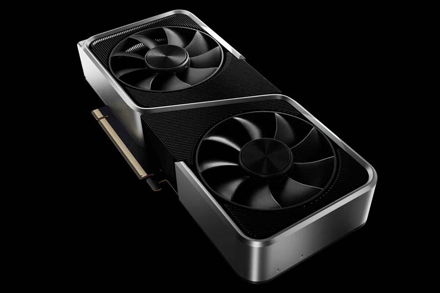 NVIDIA GeForce RTX 3060 Ti Design
