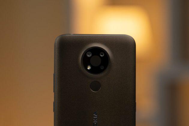 Nokia 3.4 - Back Cameras