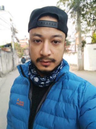Nokia 3.4 - Portrait Selfie 1