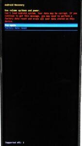 Nokia 3.4 - System Bricked
