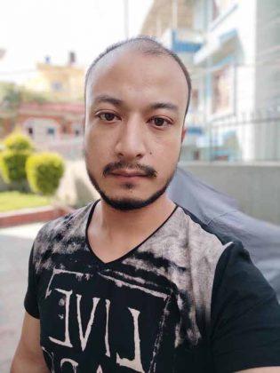 Note 9 Pro Max - Portrait Selfie 1