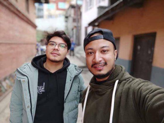 Note 9 Pro Max - Portrait Selfie 2