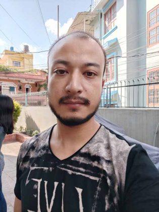 Note 9 Pro Max - Selfie