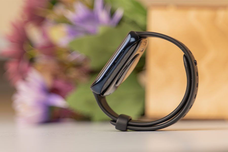 OPPO Watch - Thickness
