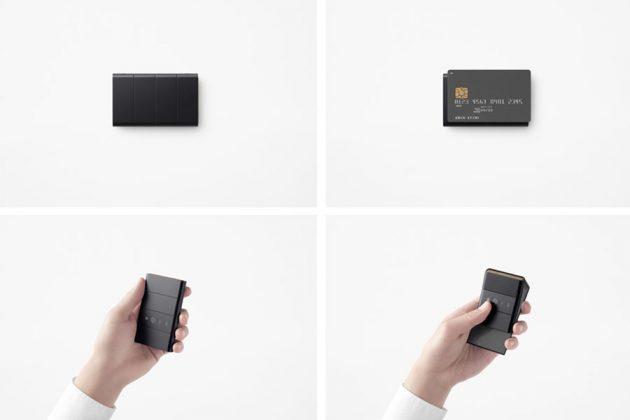 Oppo Side Phone Folded