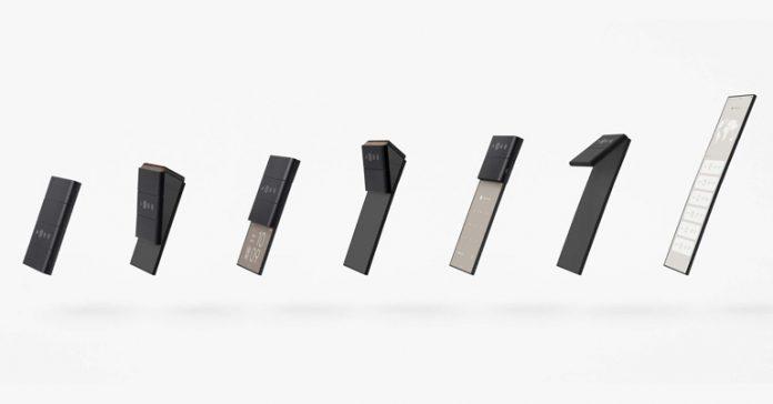Oppo showcases slide phone concept nendo tri fold