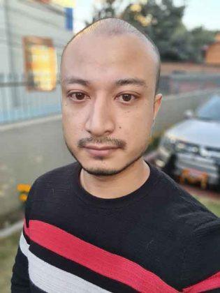 S20 FE - vs - Portrait Selfie 1