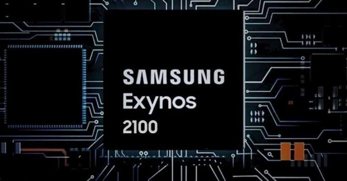 Samsung Exynos 2100 Core Setup Snapdragon 888