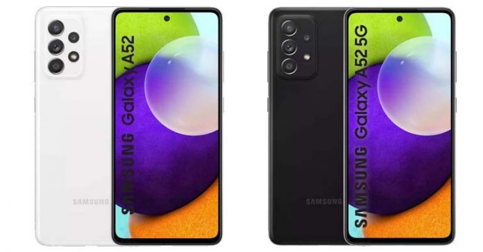 Samsung Galaxy A52 Color Leaks 4G 5G Rumors specs features expected terms  successful  nepal motorboat  date