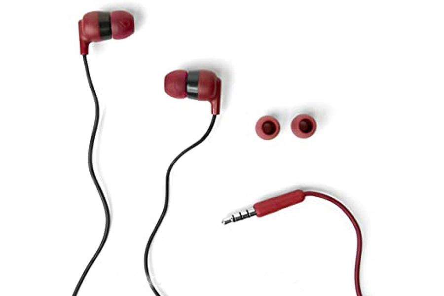Skullcandy Ink'd Plus In-Ear Earbuds best budget earphones in nepal