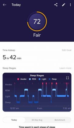 Versa 3 - Sleep Monitoring [3]