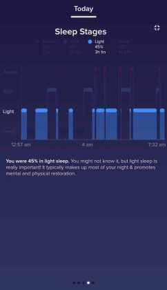 Versa 3 - Sleep Monitoring [7]