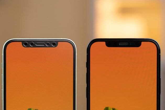 iPhone 12 and 12 Pro - Front Cameras