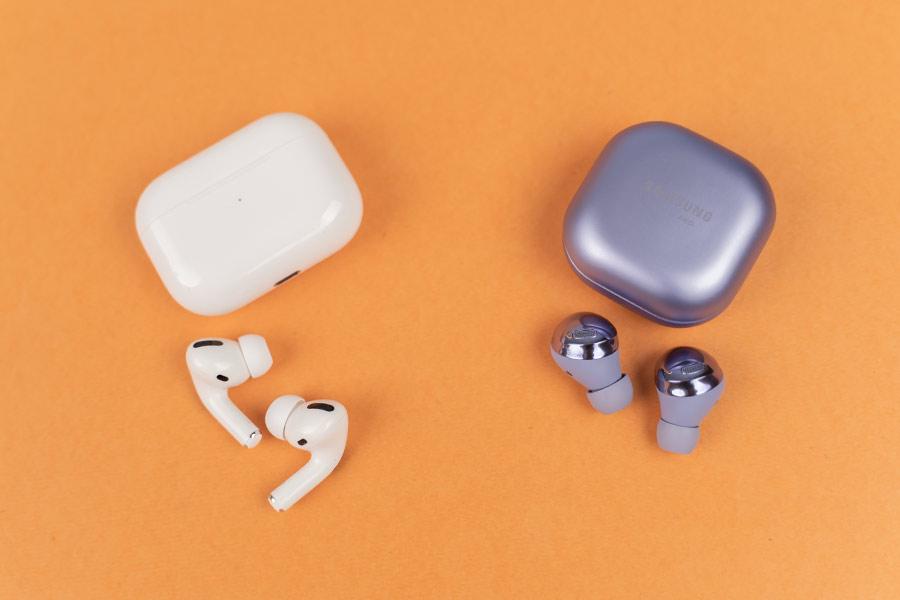Apple AirPods Pro vs Samsung Galaxy Buds Pro
