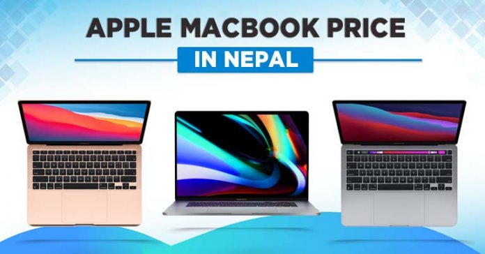 Apple MacBook Air Pro M1 16 Price in Nepal 2021 Latest Where to buy