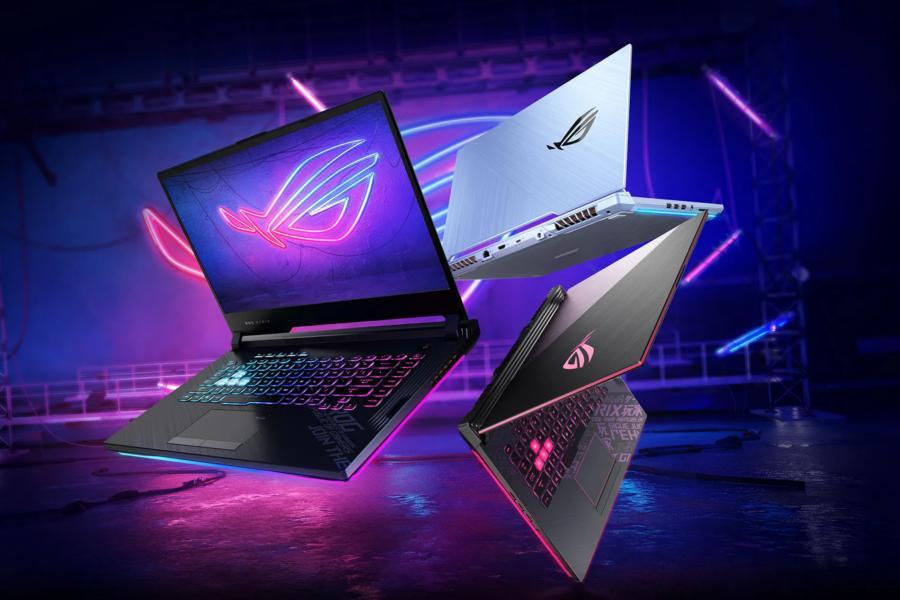 Asus ROG Strix G15 - Design Best Gaming Laptops Under 2 lakhs in Nepal