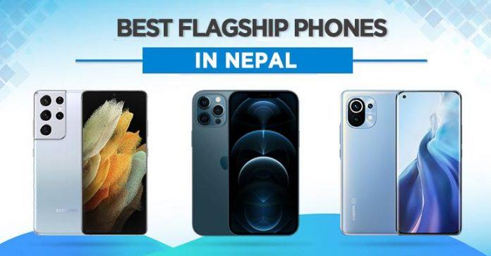 Best Flagships Smartphones in Nepal 2021 Samsung Apple Xiaomi iPhone OnePlus Premium phones