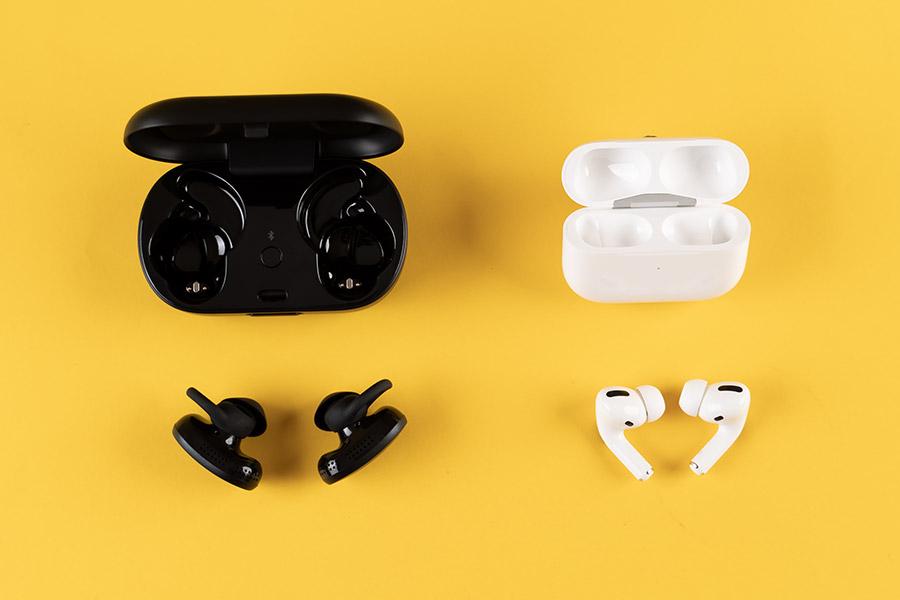 Bose QuietComfort Earbuds vs Apple AirPods Pro