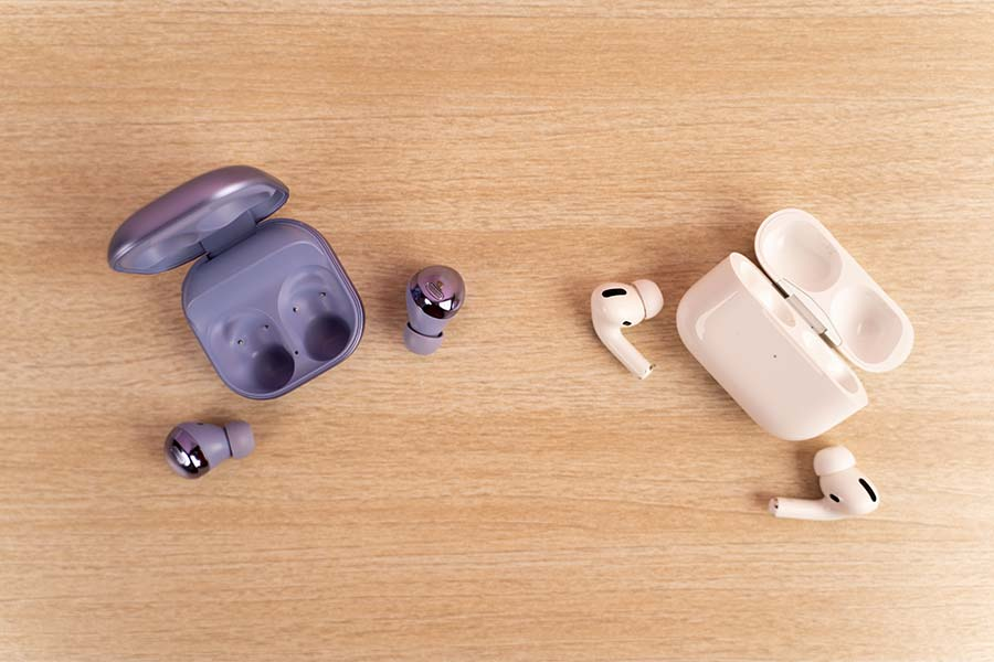 Buds Pro - AirPods Pro - Design [2]