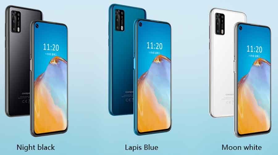 CoolPad Cool S Color Options