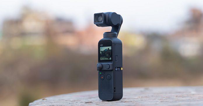 DJI Pocket 2 Gimbal Camera Review