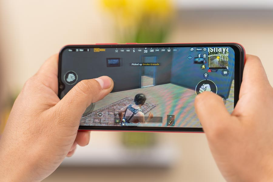 Galaxy M02s - Gaming