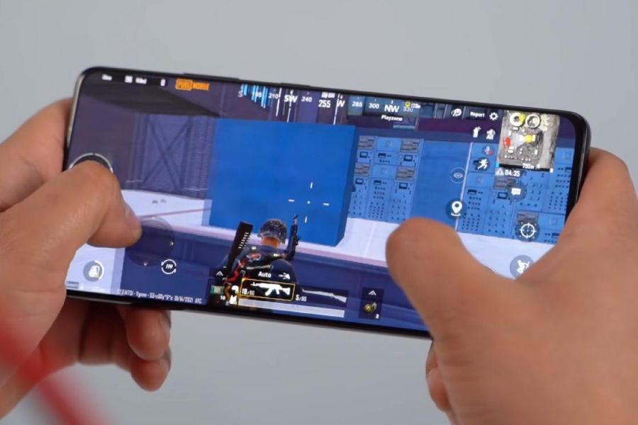Galaxy S21 Ultra - Gaming