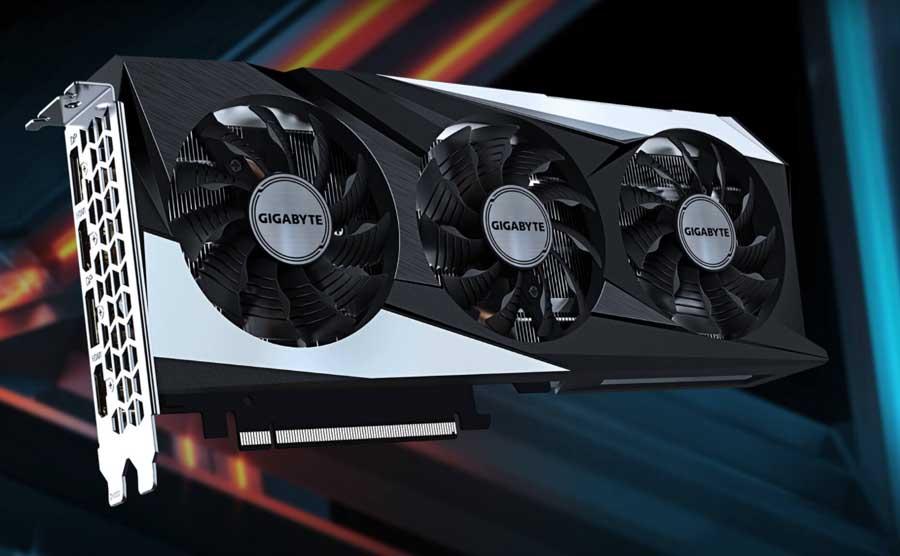 Gigabyte RTX 3060 Gaming OC 12G - Design