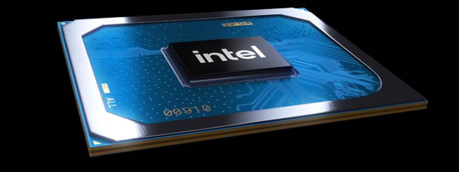 Intel DG1 graphics chip