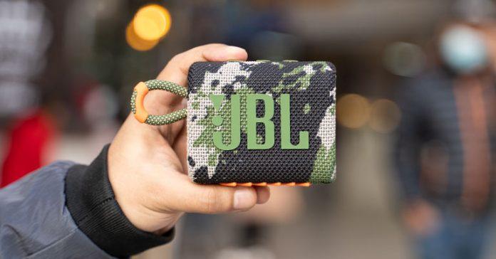 JBL GO 3 Review Portable Bluetooth Speaker