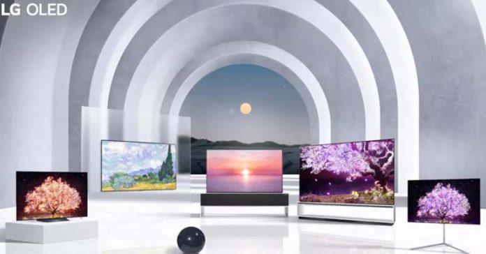 LG OLED TV Lineup 2021 Flagship Improvements Upgrades