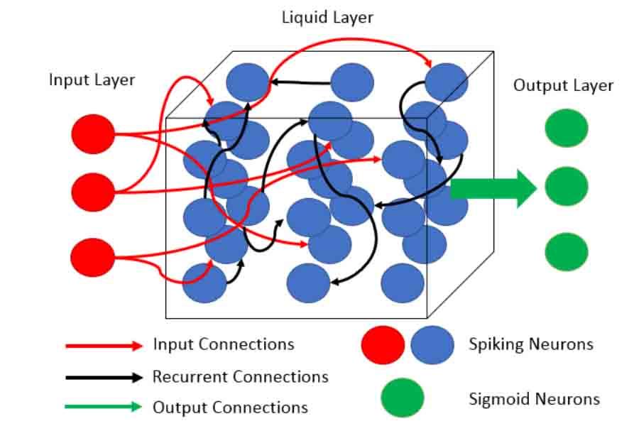 Liquid State Machine Architecture