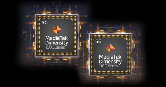 MediaTek Dimensity 1100 1200 announced Specs Features Comparisons