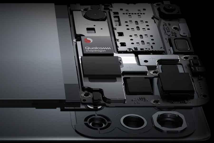 Oppo Reno5 4G internals