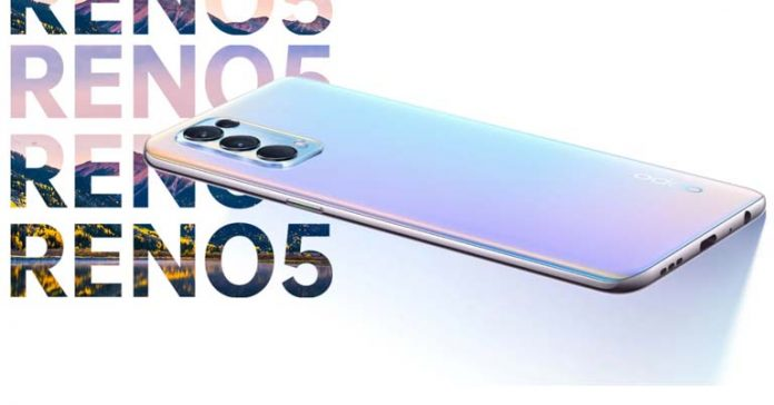 Oppo Reno5 4G launched Price Nepal Specs Availability Features