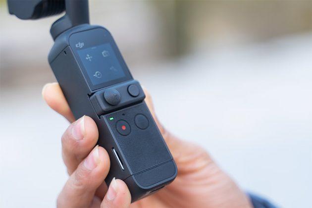 Pocket 2 - Joystick Control