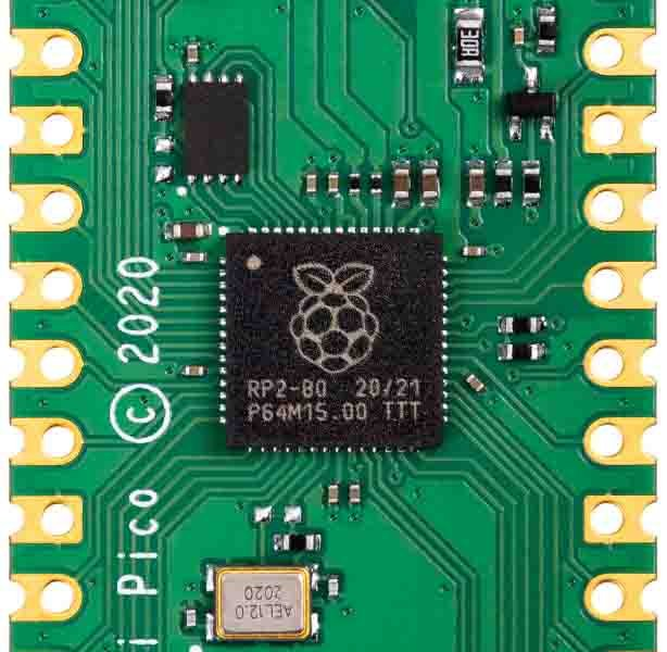 Raspberry Si RP2040