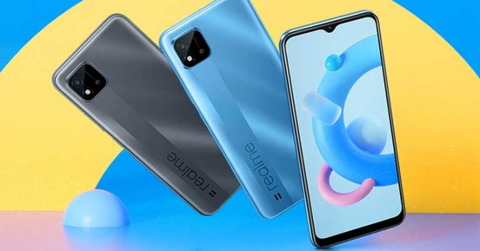 Realme C20 launched specifications availability features price in nepal