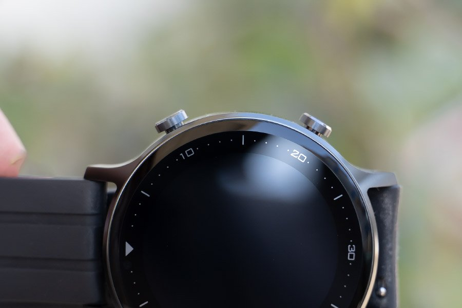 Realme Watch S - Buttons