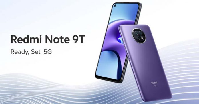 Redmi Note 9T launched Price in Nepal Specs Availability