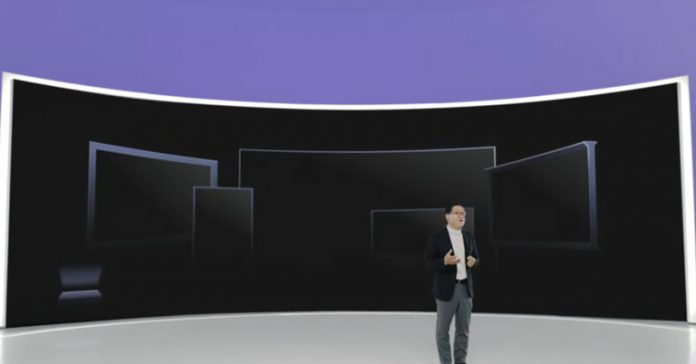 Samsung The First Look 2021 event TV lineup Neo QLED Micro LED Lifestyle Eco-Packaging