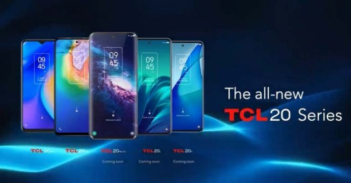 TCL 20 series announced Price Specifications Availability Features