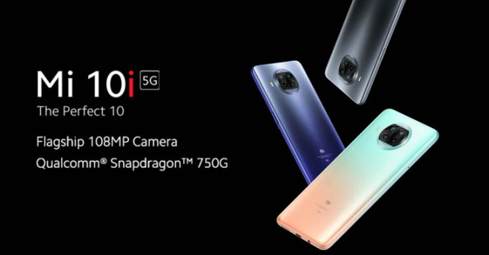 Xiaomi Mi 10i Launched Price in Nepal Specifications Availability Features