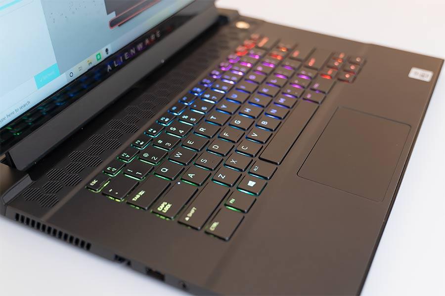 alienware m15 R3 RGB Keyboard