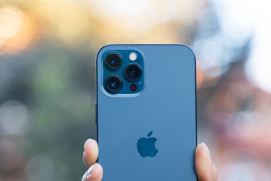 iPhone 12 Pro Max - Rear Cameras
