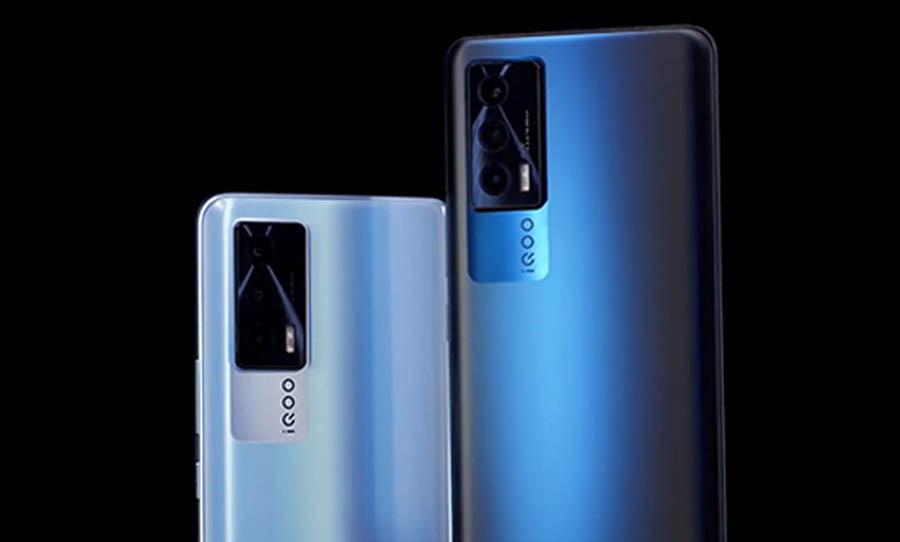 iQOO 7 Global Color Options