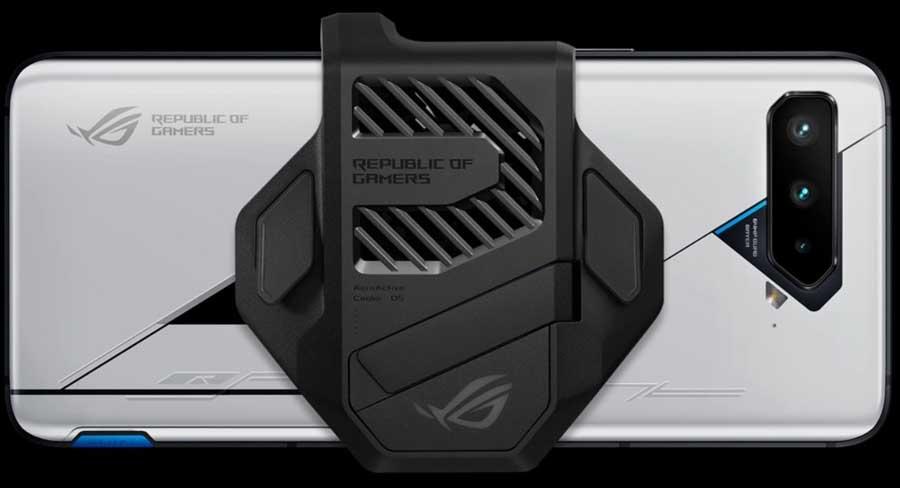 Asus AeroActive Cooler 5