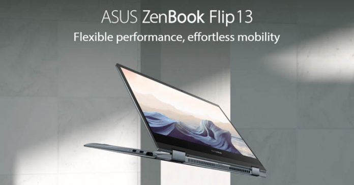 Asus ZenBook Flip 13 UX363EA Price in Nepal Specifications Availability Features