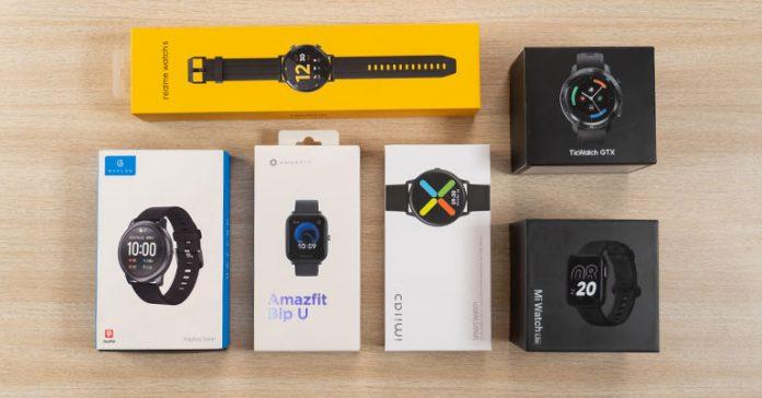 Best Budget Smartwatches In Nepal 2021 cheap under 10k